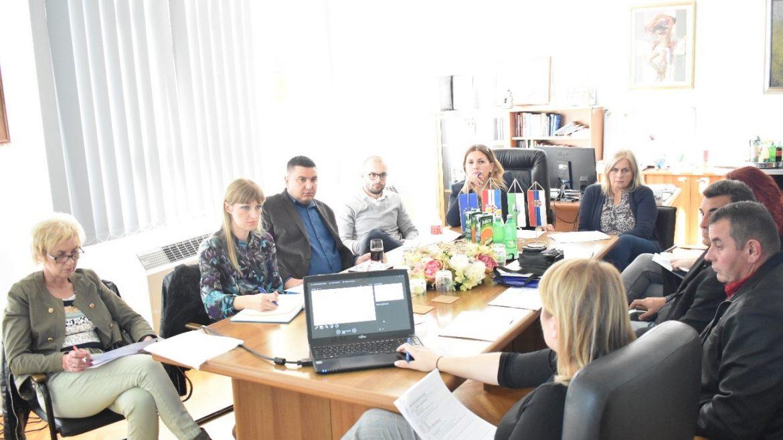 Četvrti sastanak projektnog tima